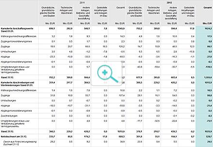 CELESIO | Erläuterungen zur Konzern-Bilanz